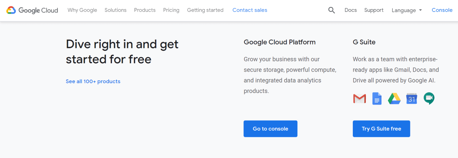 Why Google Cloud has Acquired the Cloud Computing scenario?