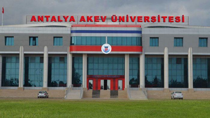 Antalya Akev Üniversitesi Yönetim Bilişim Sistemleri Bölümü