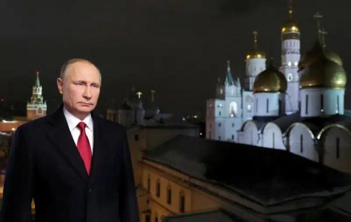 Putin Trump - YC