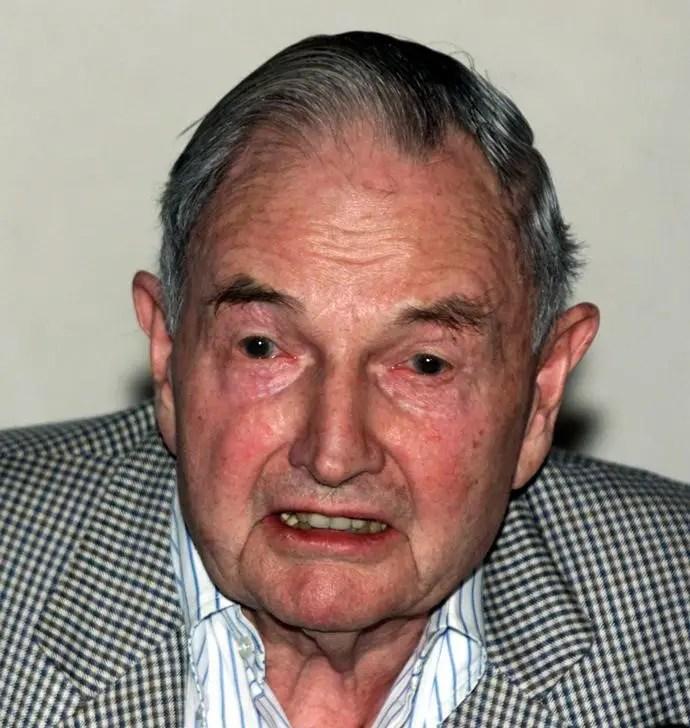 Rockefeller Dead 101