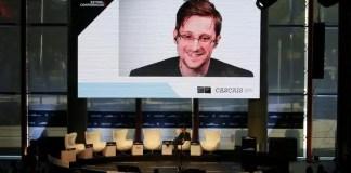 Snowden Russia