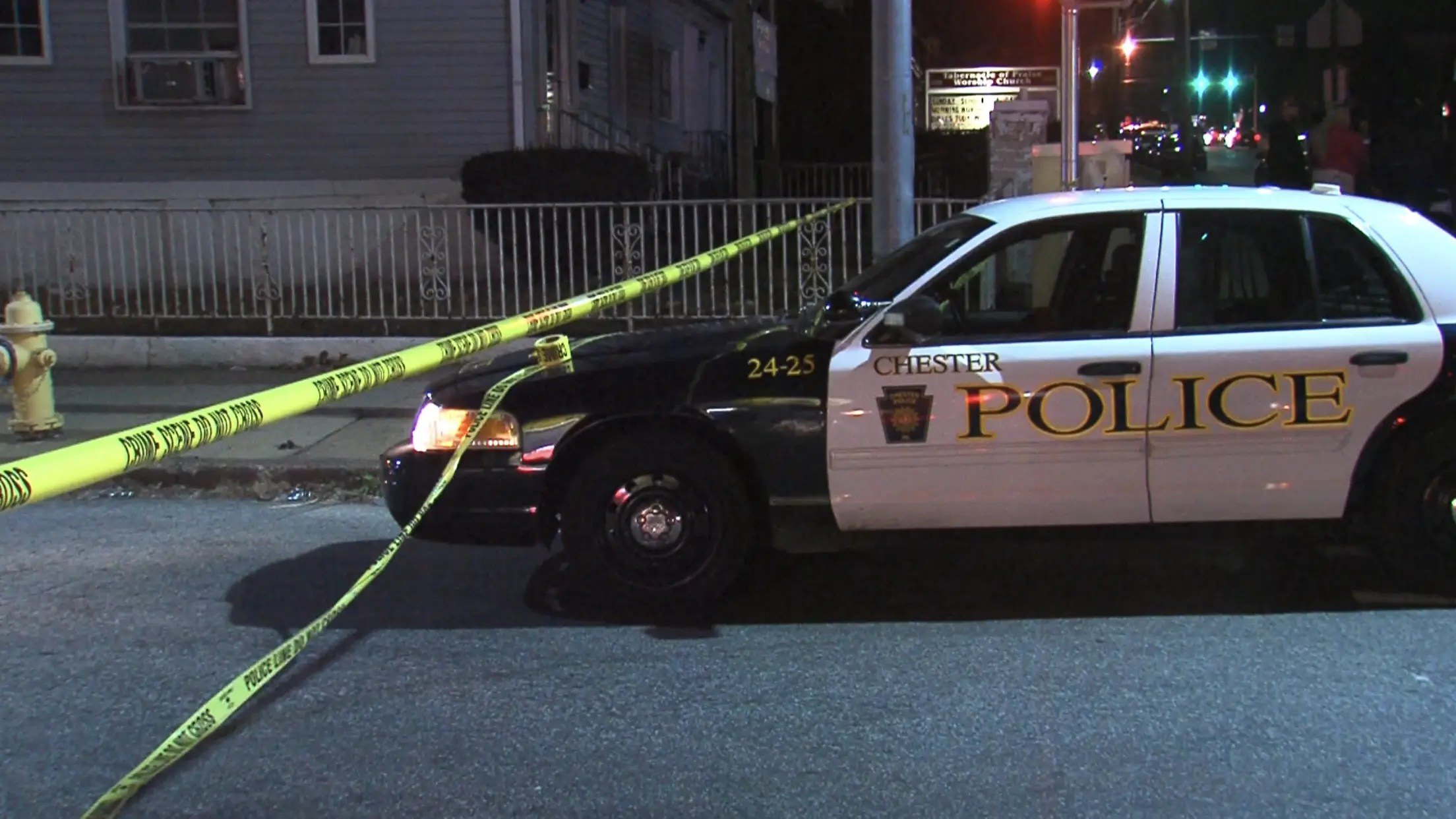 Man shot in car in Chester City Saturday night – YC.NEWS