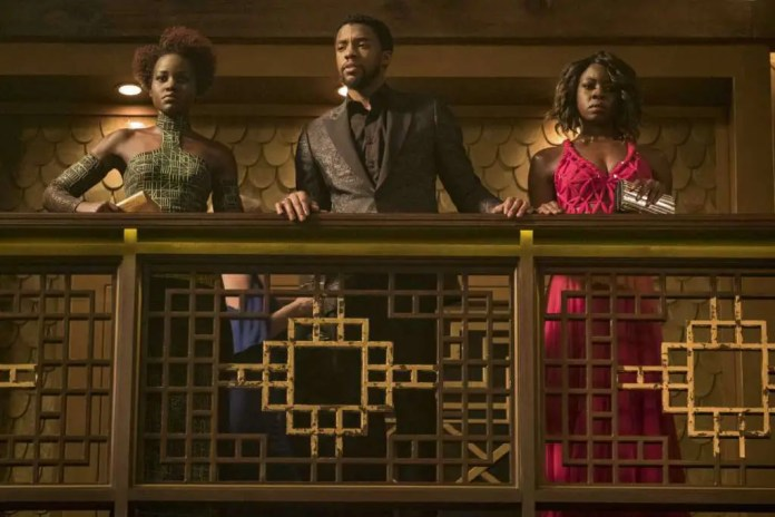 """""""Black Panther"""" starring Chadwick Boseman opens on February 16."""