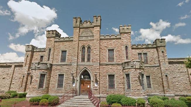 Lackawanna County Prison/Google Street View