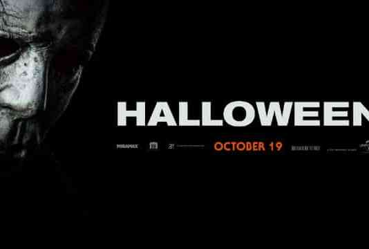 Halloween Poster Released April 19, 2018. (YC.NEWS/UNIVERSAL PICTURES)