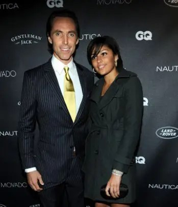 Steve Nash and Brittany Richardson attend GQ's Gentlemen's Ball Presented By Gentleman Jack, Land Rover, Movado, and Nautica at The Edison Ballroom on October 26, 2011 in New York City. (Larry Busacca/Getty Images North America)