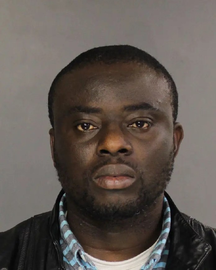 Clifford E. Emarievebe, 43, of Philadelphia, was convicted of sexual abuse charges for repeatedly assaulting a 10-year-old female victim from February until March 2017 (Photo/Delaware County District Attorney's Office)