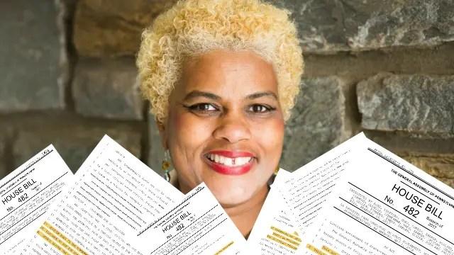 State Rep. Margo Davidson (D-Pa.) (File Photo/YC Creative Division)
