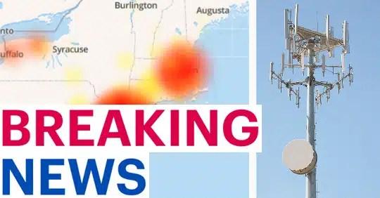 'Major' cellphone outage cripples the east coast