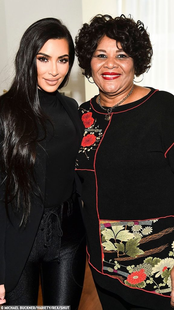 "Kim Kardashian West and Van Jones were both involved in Alice Marie Johnson's case: ""After discussing prison reform on his show, I saw firsthand just how many people are in awe of his work. Van is the hope so many people need,"" says Kardashian West. (PHOTO: Michael Buckner/Variety/REX/Shut)"