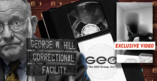 5 Second Video Paints Picture of Scandal Scarred George W. Hill Correctional Facility