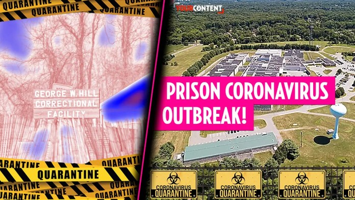 Inmates quarantined at Delaware County jail after first prison coronavirus outbreak » Your Content