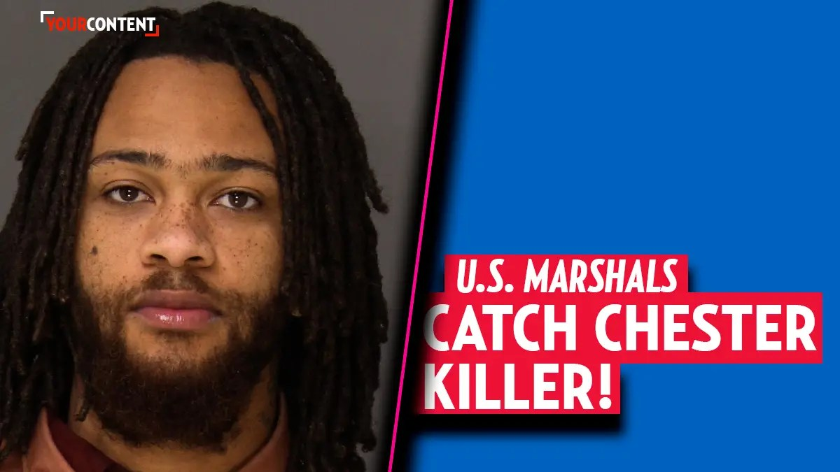 U.S. Marshals catch fugitive wanted for Delco murder of Randy Maultsby, 23 » Your Content