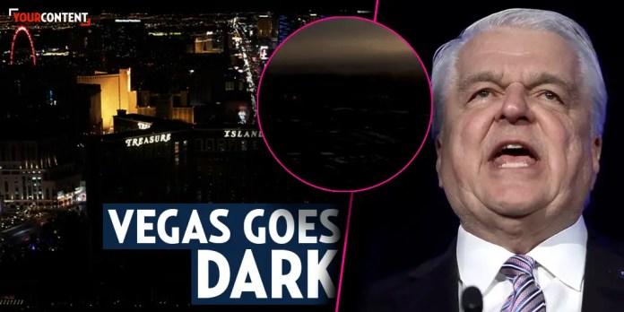 Las Vegas goes dark after Nevada's governor ordered casinos closed over coronavirus fears » twitter