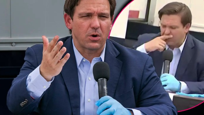 Florida Gov. DeSantis Welcomes Sports Teams: 'Our People Are Starved to Have This Back in Life'