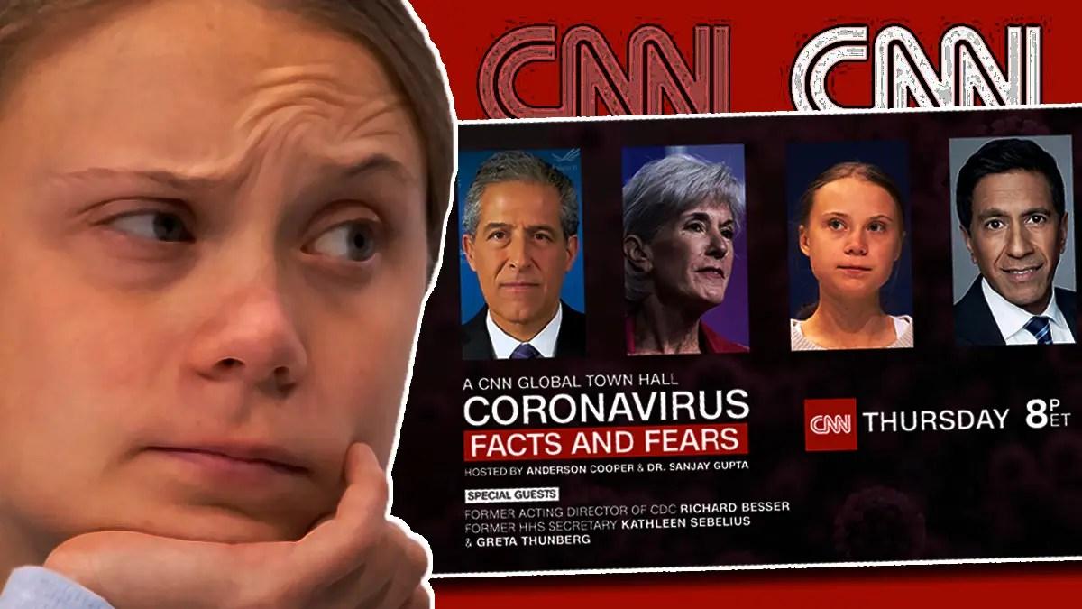 Coronavirus : Greta meilleure que les plus grands experts mondiaux !