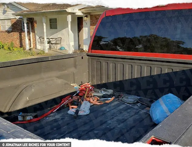 Red Truck That Two Tulsa Kids Died in Returns to Scene of Crime After Do-Nothing Dad Released
