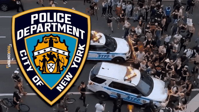 LISTEN as NYPD Tells Cop to RUN and SHOOT Protesters, Sgt. Flips: 'Don't Put That Over the Air'
