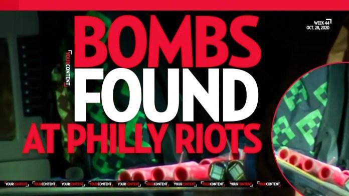Bombs Located in Philadelphia Riots, Evacuations Ordered, Bomb Squad and FBI Responding