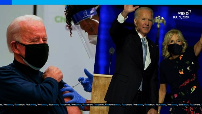 Biden: Vaccine is 'only way out' of COVID-19: 'Everybody has to take it so we can be safe'