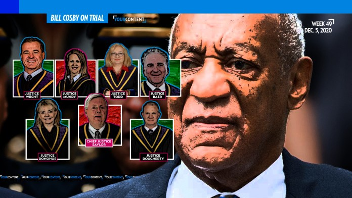 DA Says Cosby Gave Lady a Pill That Knocked Her Out for 2 Days, Supreme Court Literally Laughs