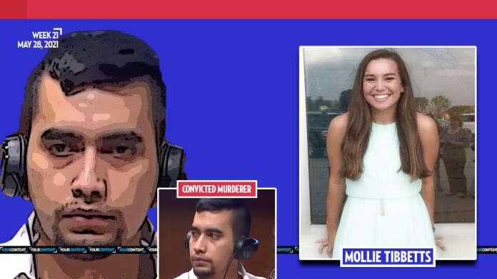 Cristhian Bahena Rivera nodded head, agreeing as jurors found him guilty for brutal murder of Mollie Tibbetts