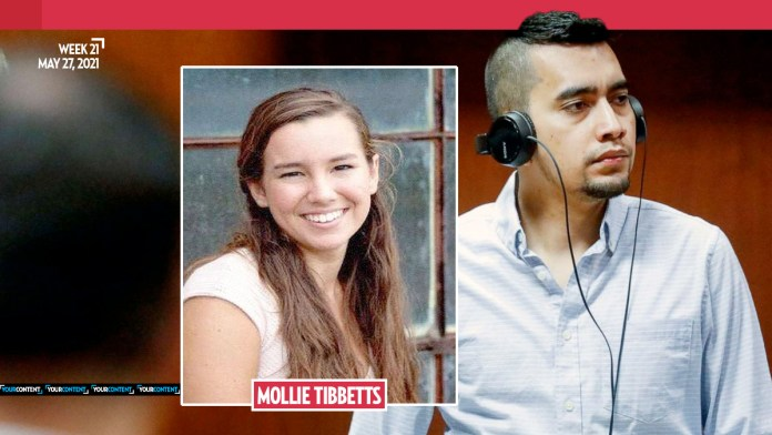Mollie Tibbetts' suspected killer admits to hiring 'coyote' to smuggle him into US, called victim 'guapa'