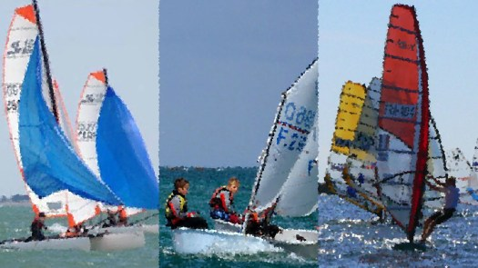 Stages de voile Yacht Club Basque