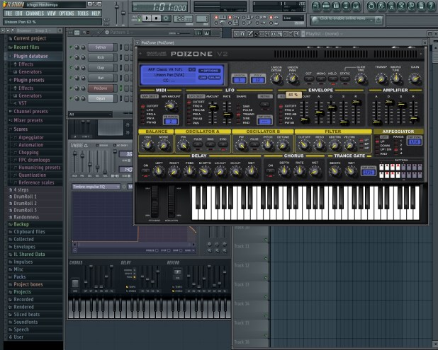 Fruity Loops Studio 11 Producer Edition