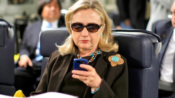 email showdown trump vs