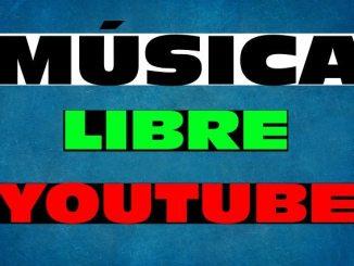 musica libre para youtube