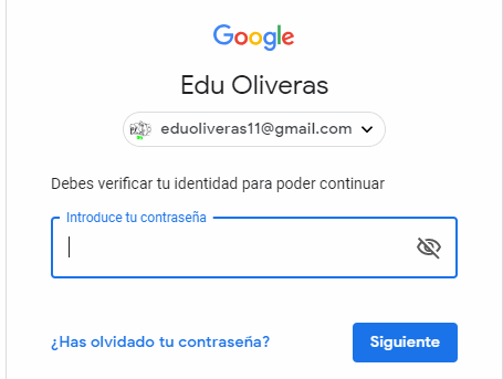 verificacion en dos pasos gmail