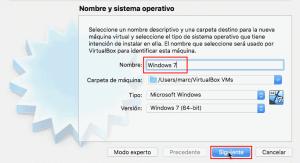 windows 7 virtual box mac