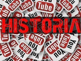 la historia de youtube