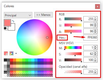 tutorial paint yeabit informatica