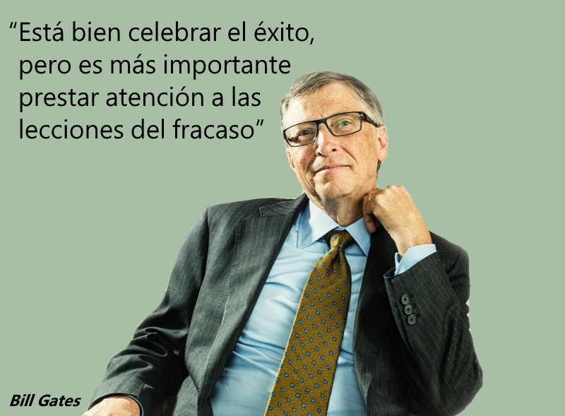 La historia de bill gates resumida