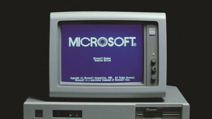 la historia de microsoft resumida