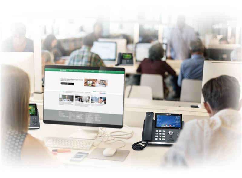 Yealink T4S series IP Phones