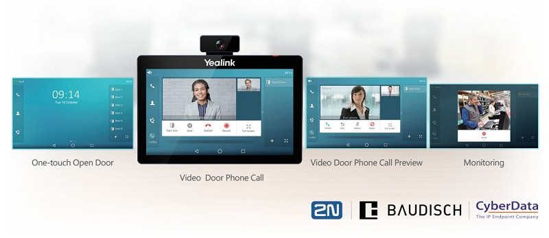 Deliver Versatility with Deep IP Intercom Integration