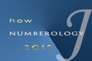 No. J〈運勢靈數〉2017靈數流年怎麼算