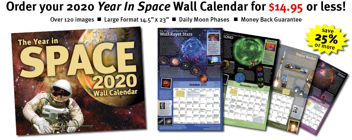 6 month calendar 2019