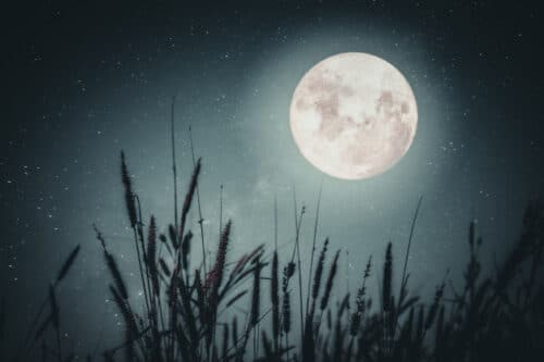when is the full moon in april 2020