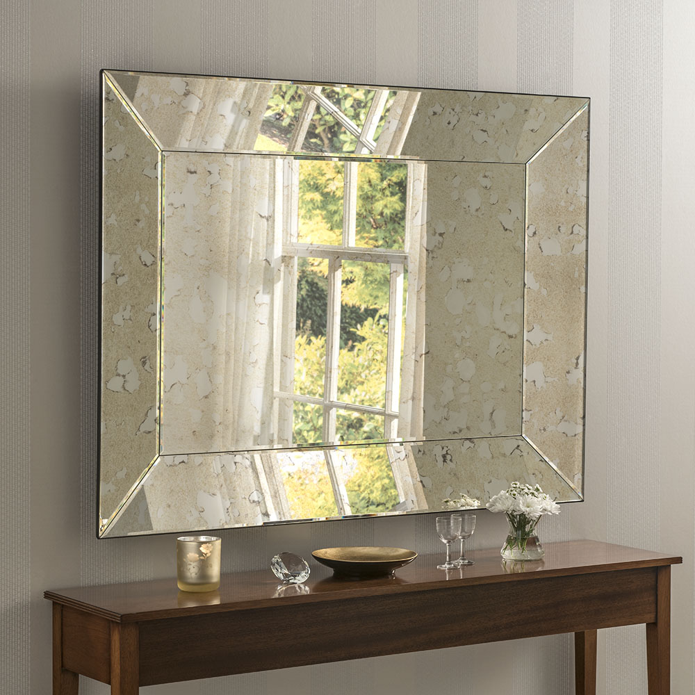LYON  British Made Mirrors Latest Designs Antique