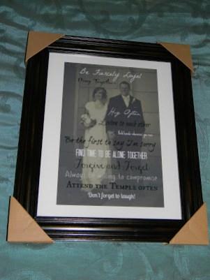 Marriage Advice Wedding Photo - Yearning to Create