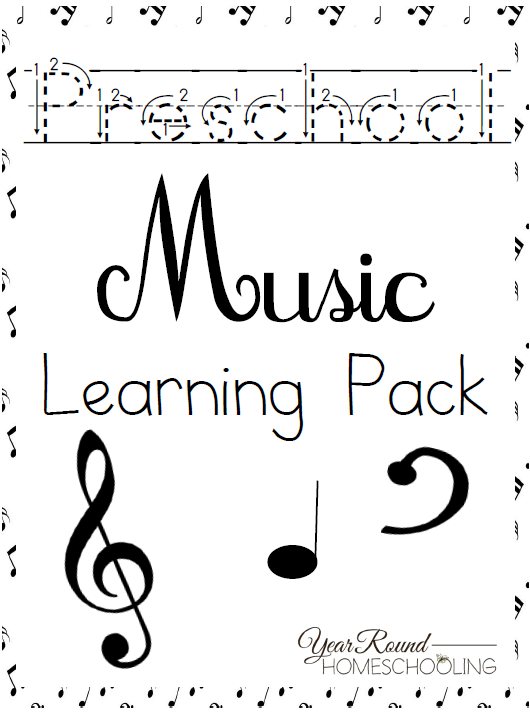FREE Preschool Music Pack and Lesson
