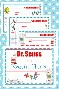 Dr Seuss Printables Year Round Homeschooling