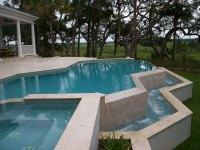 Customized Pool Water Features in Savannah, Charleston ...