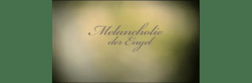 Melancholie der Engel (2009) - Livebericht