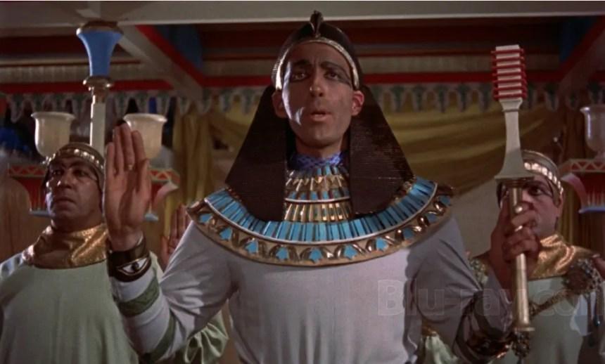 Rache der Pharaonen