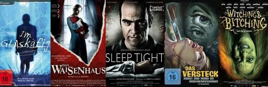 Spanische Horrorfilme